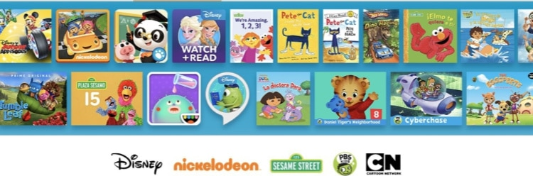 Free Amazon Kids Programming Trial Deal