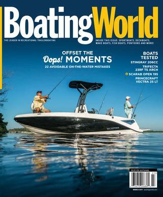 Free Boating World Magazine Subscription
