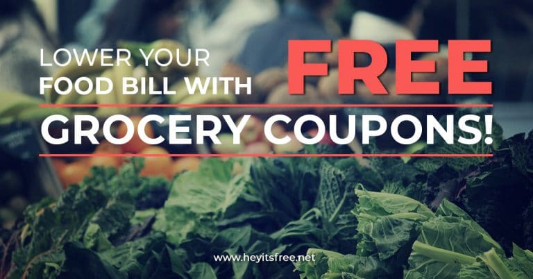 Free Grocery Coupons you can Print at Home