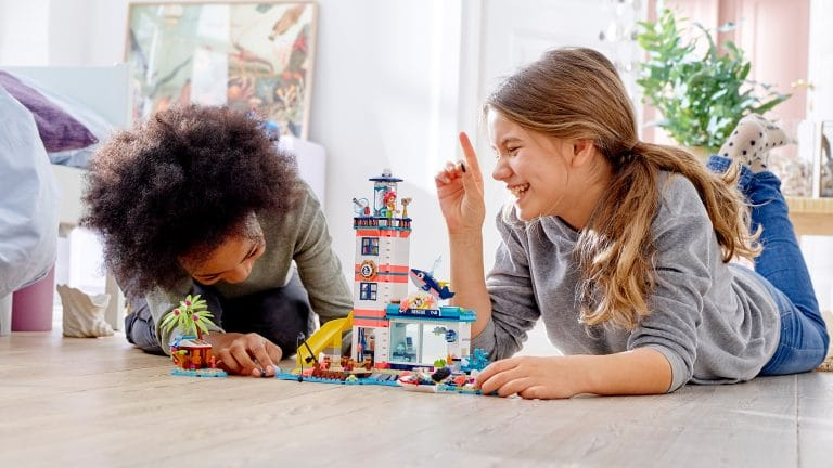 Free LEGO Building Instructions Guides