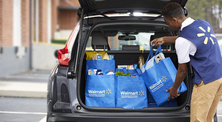 Free Walmart Grocery Pickup Discount Promo Code