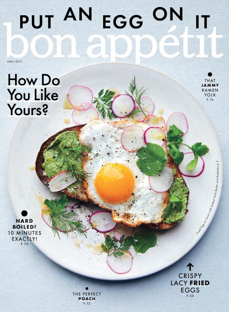 Free Bon Appetit Magazine Subscription