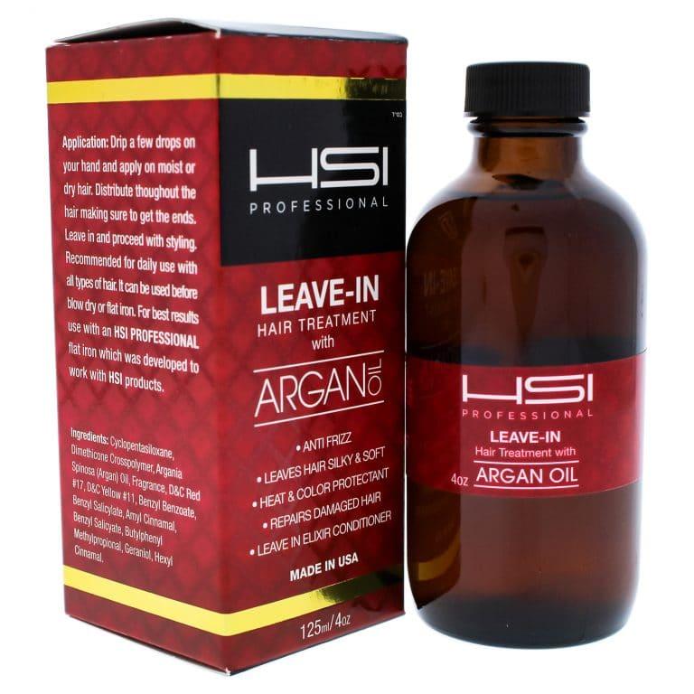 Free HSI Professional Argan Oil