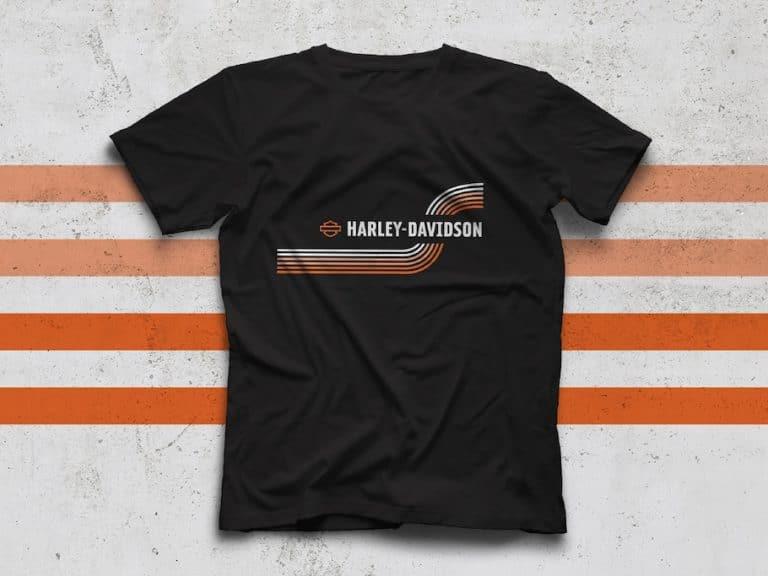 Free Harley-Davidson Shirt