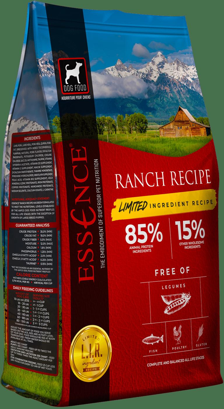 Free Bag of Essence Pet Food