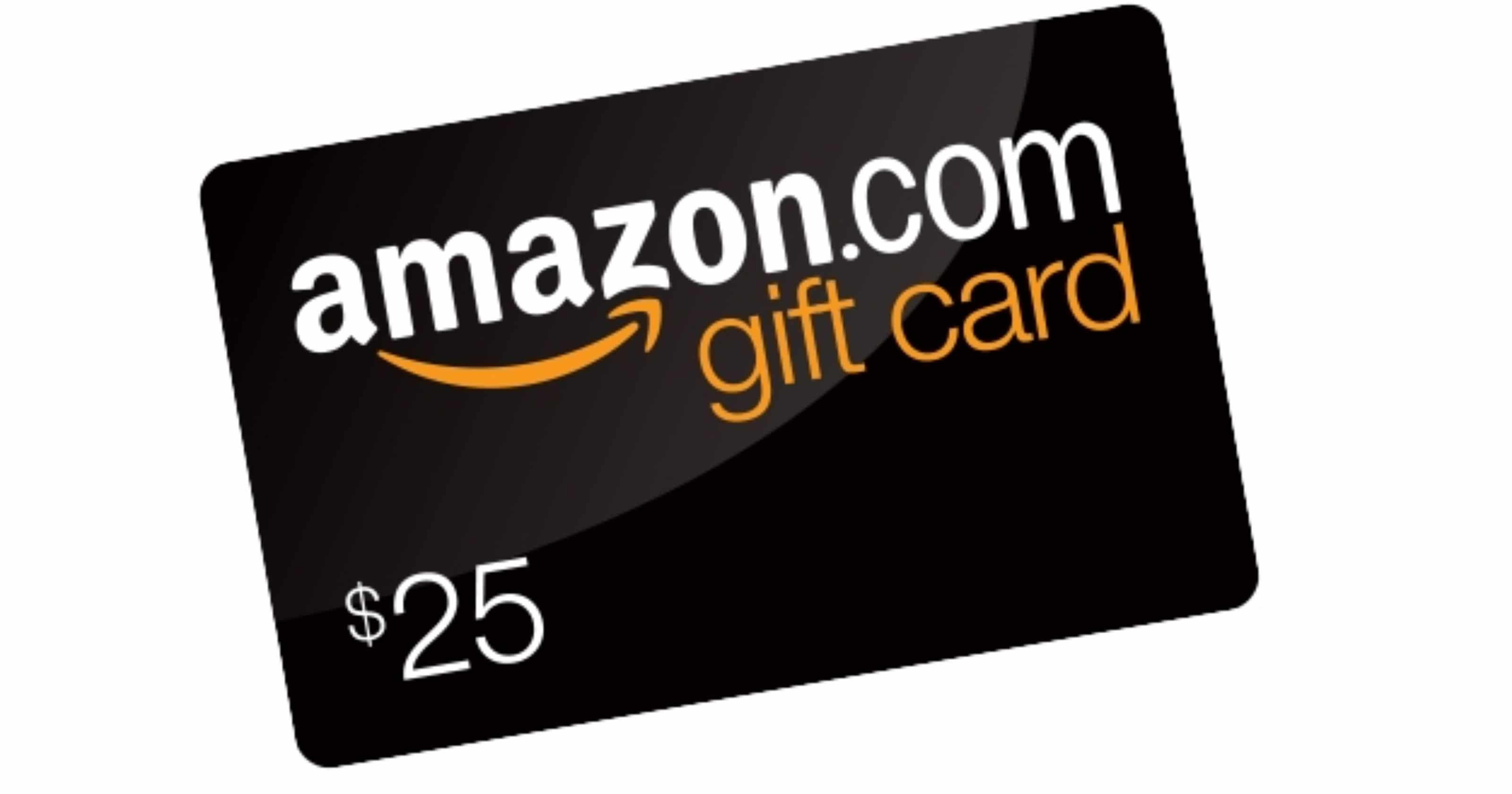 Amazon Gift Card Giveaway Raffle