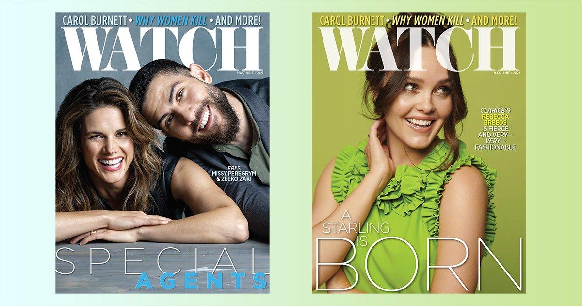 Free CBS Watch Magazine Subscription