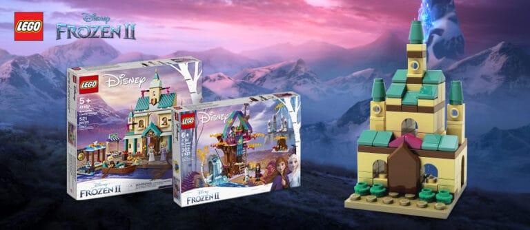 Free LEGO Frozen 2 Build Event