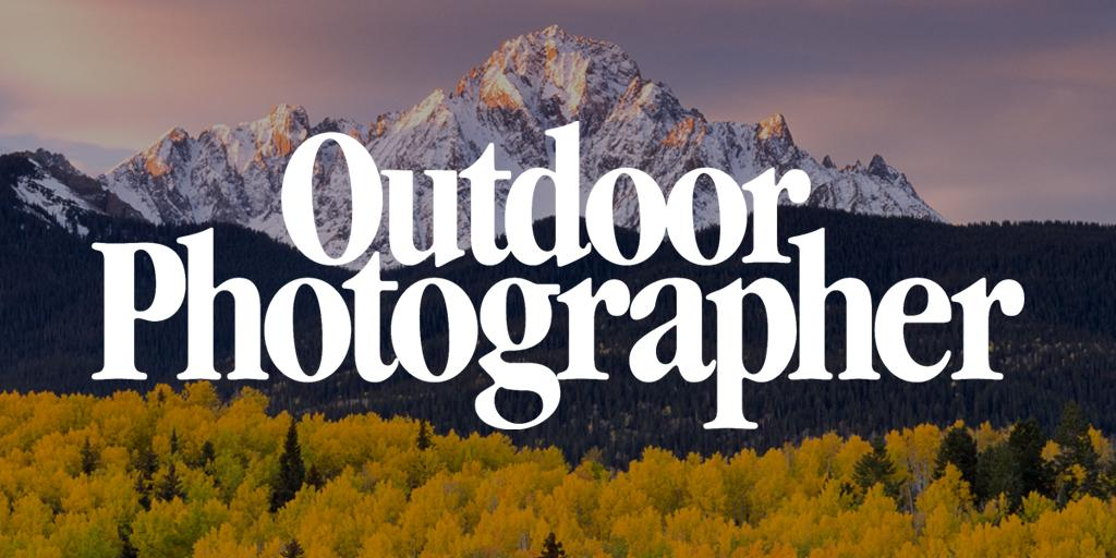 Free Outdoor Photographer Magazine Subscription