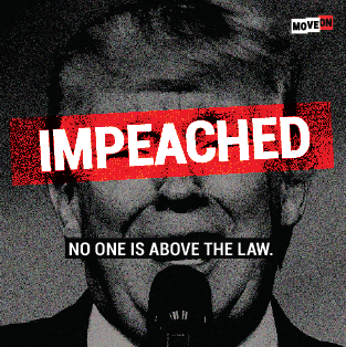 Free Impeached Sticker