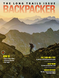Free Backpacker Magazine Subscription