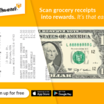 Fetch Earn Money from Grocery Receipts