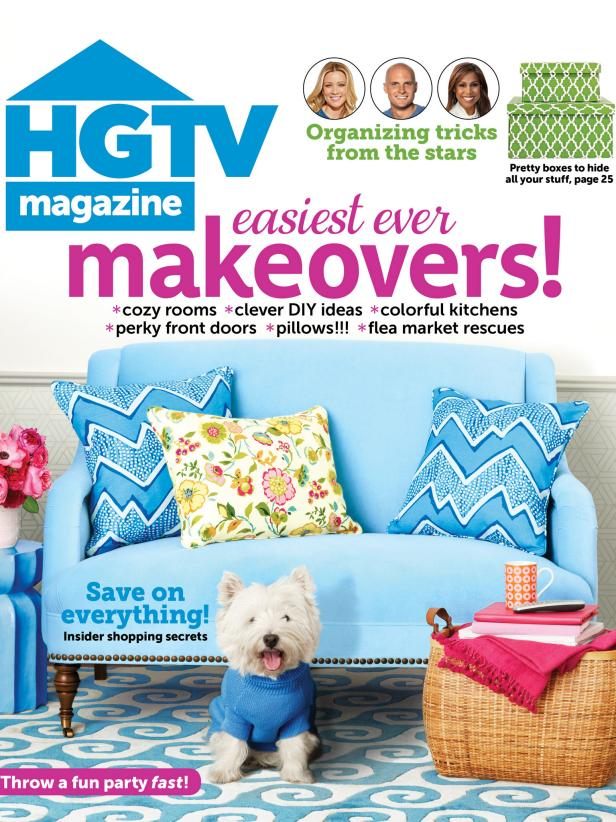 free hgtv magazine subscription