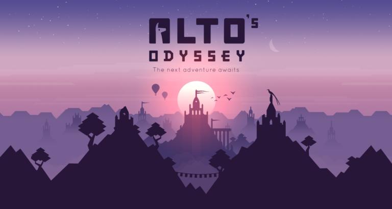 Free Alto's Odyssey Game