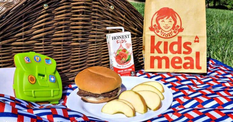 Free Wendy's Kids Meal