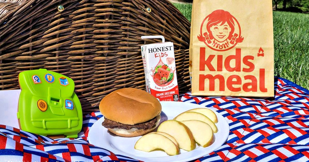 Free Wendy's Kids Meal