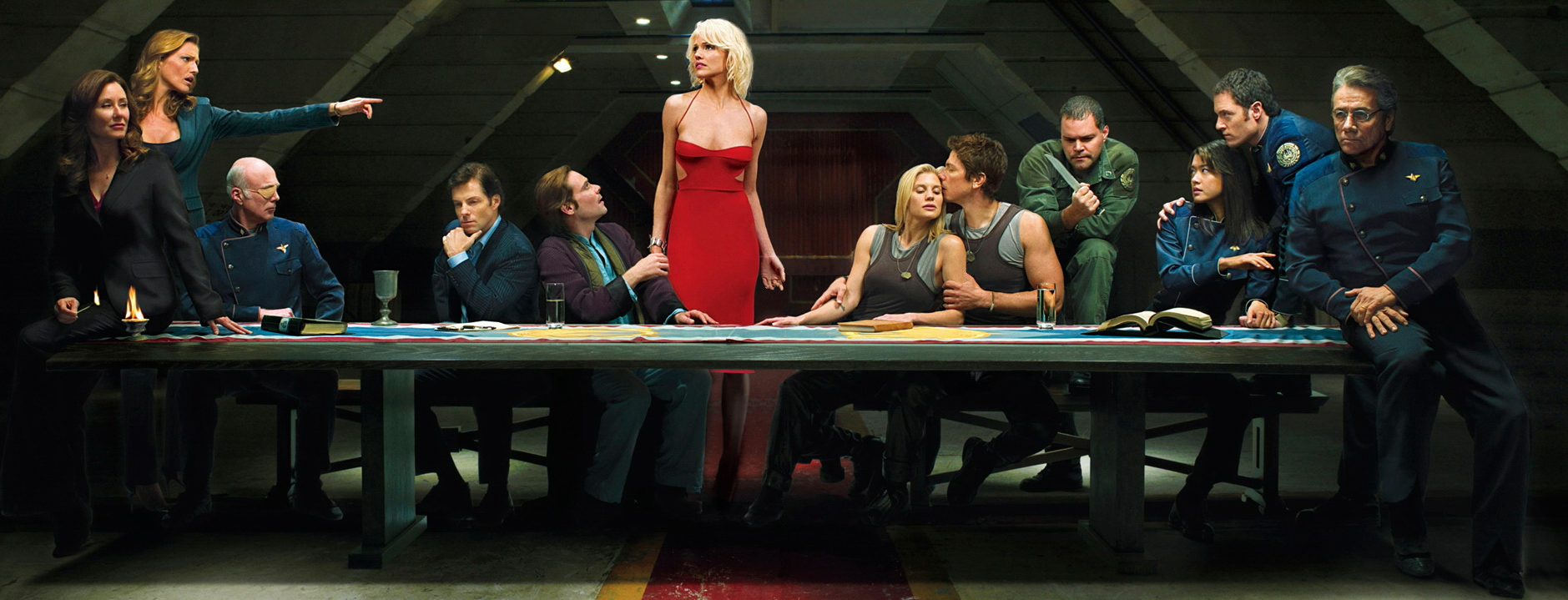 Free Streaming Battlestar Galactica