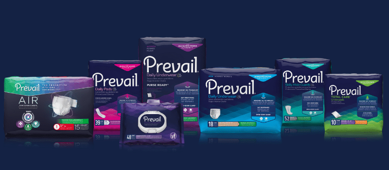Free Prevail Adult Sample Kit