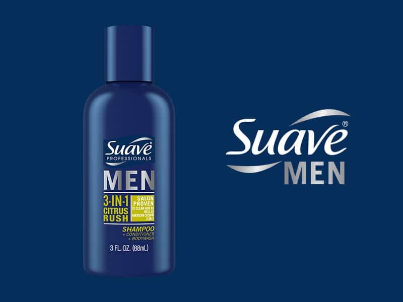 Free Suave Men 3-in-1