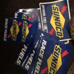 Free Sunoco Stickers