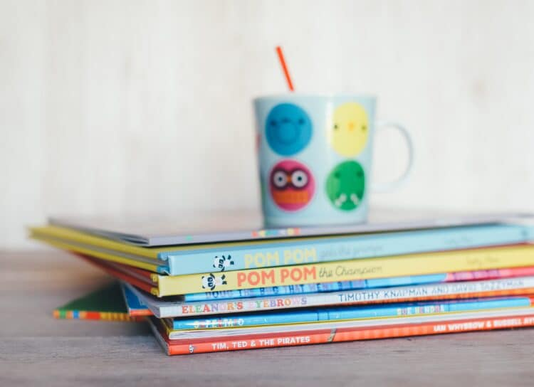 Free Childrens Books from Kelloggs