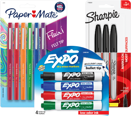 Free Paper Mate Pens & Markers for Teachers