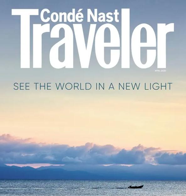Free Conde Nast Traveler Magazine