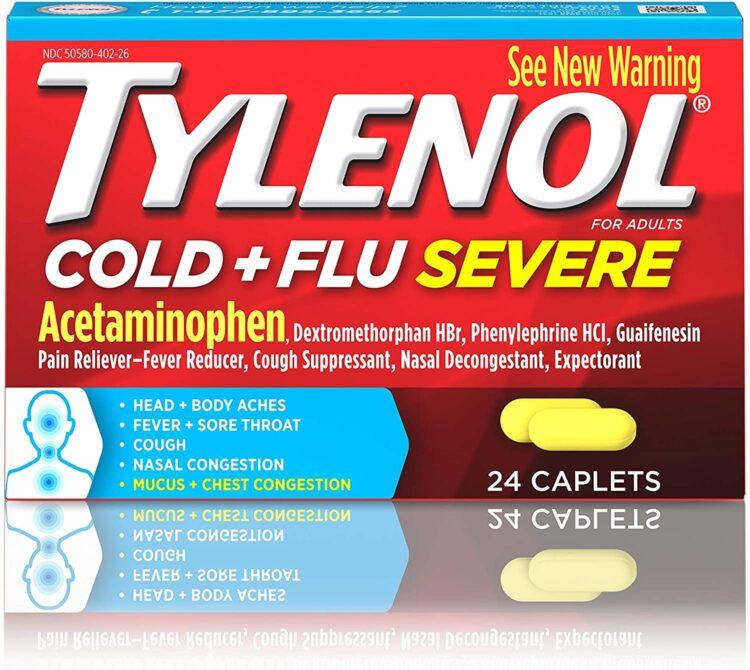 Free Full-Sized Tylenol Product