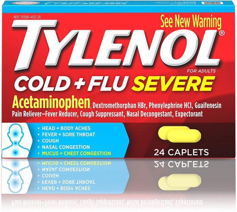 Free Full-Sized Tylenol Product