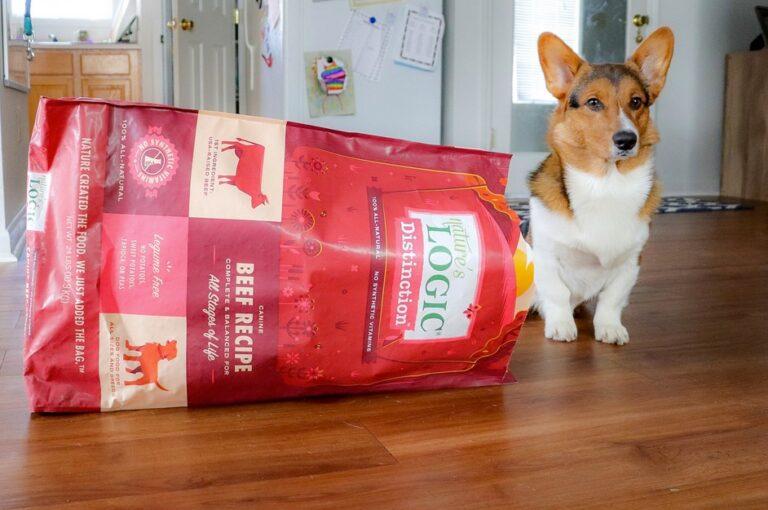 Free Nature's Logic Dog Food