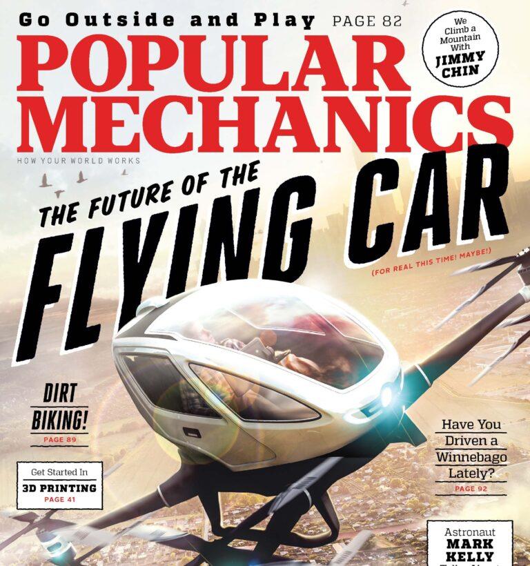 Free Popular Mechanics Magazine Subscripion