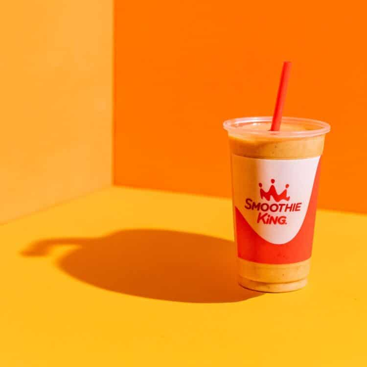 Smoothie King Free Pumpkin Smoothie