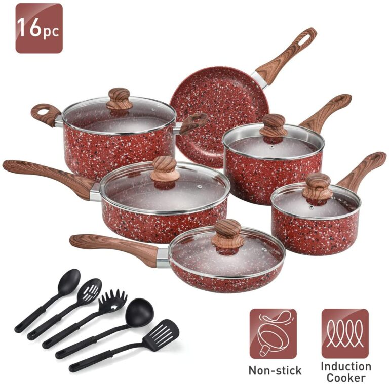 HIF Giveaway: Complete Nonstick Cookware Set GiveawayComplete Nonstick Cookware Set Giveaway
