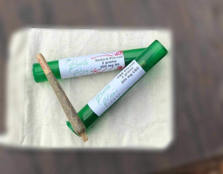 Free Puerto Rico's Finest CBD Cigarettes