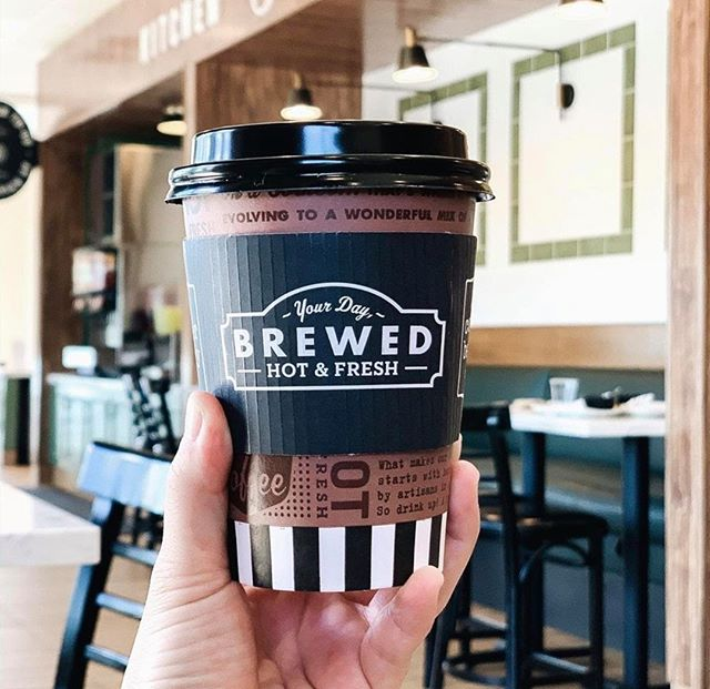 Free Corner Bakery Coffee