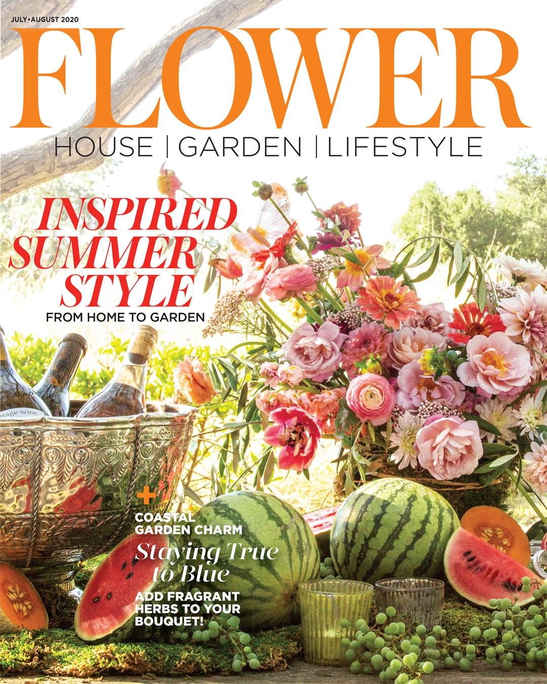 Free Flower Magazine Subscription