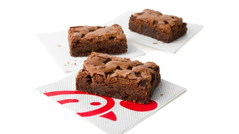 Free Chick-fil-A Chocolate Fudge Brownie