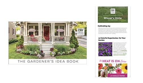Free Proven Winners Gardener's Idea Book