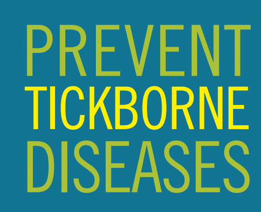 Free CDC Prevent Tickborne Diseases Bookmark