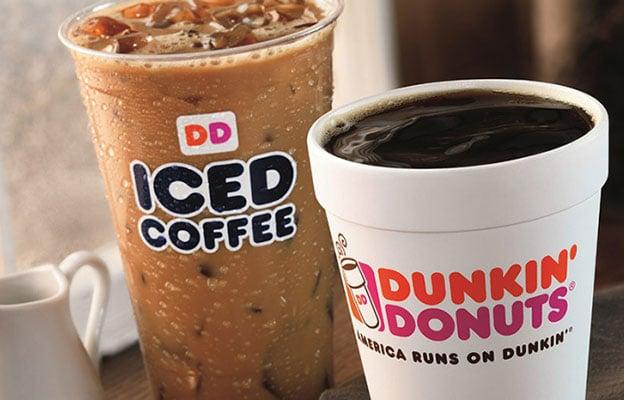 Free Dunkin Coffee