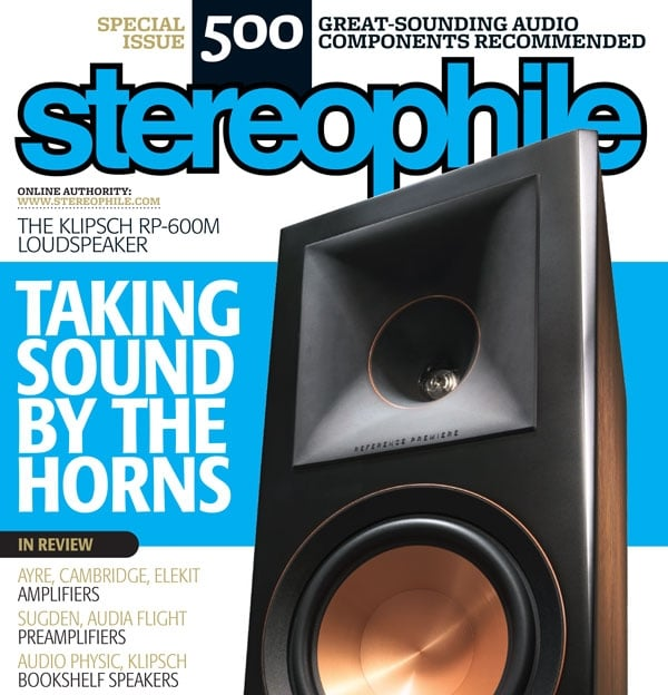 Free Stereophile Magazine Subscription
