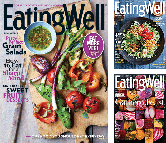 Free Eating Well Magazine Subscription
