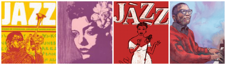 Free Jazz Appreciation Month Poster