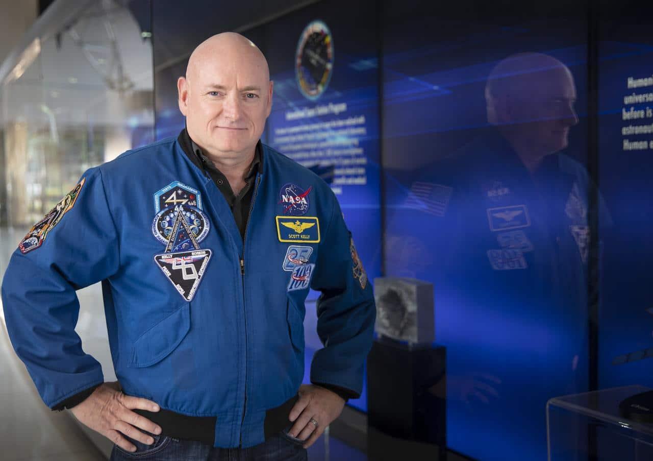 Free NASA Astronaut Autograph