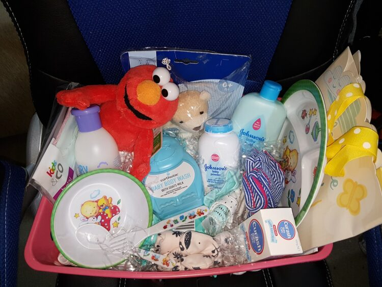 Free buybuy BABY Goody Bag