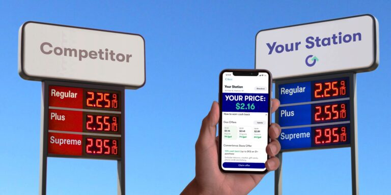 Free Cashback on Gas with GetUpside app