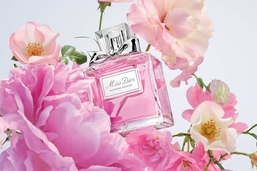 Free Miss Dior Blooming Bouquet Perfume