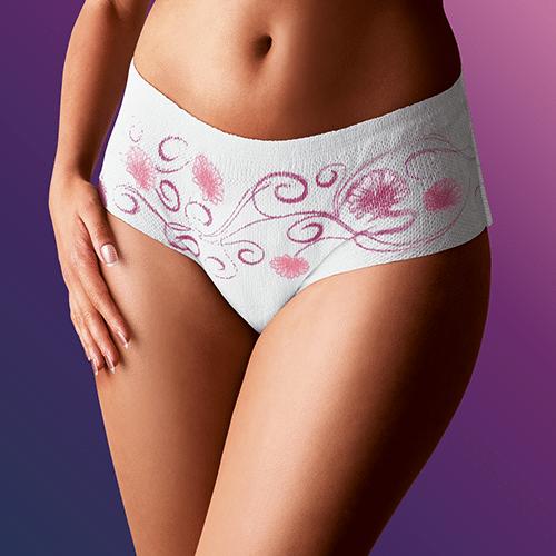 Free TENA Stylish Designs Incontinence Underwear