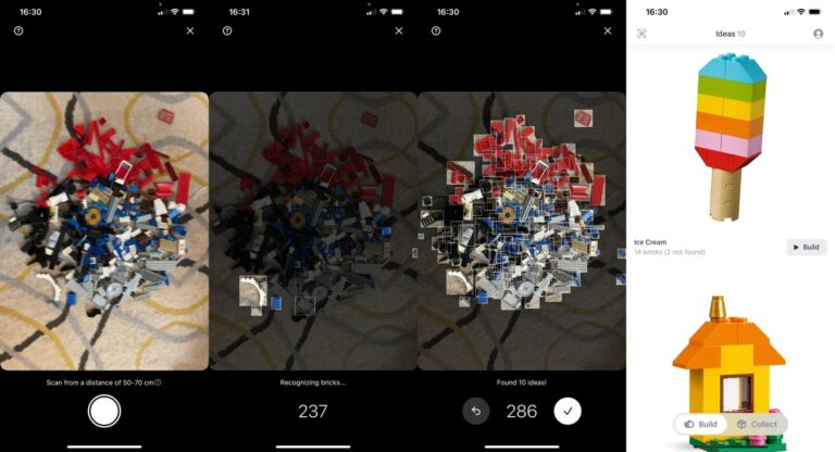 Free LEGO Brickit App