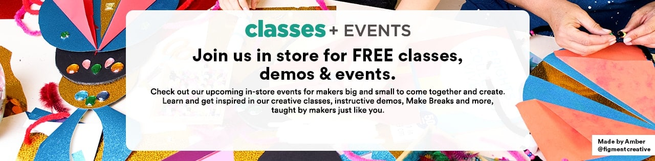 Free Michaels Instore Event